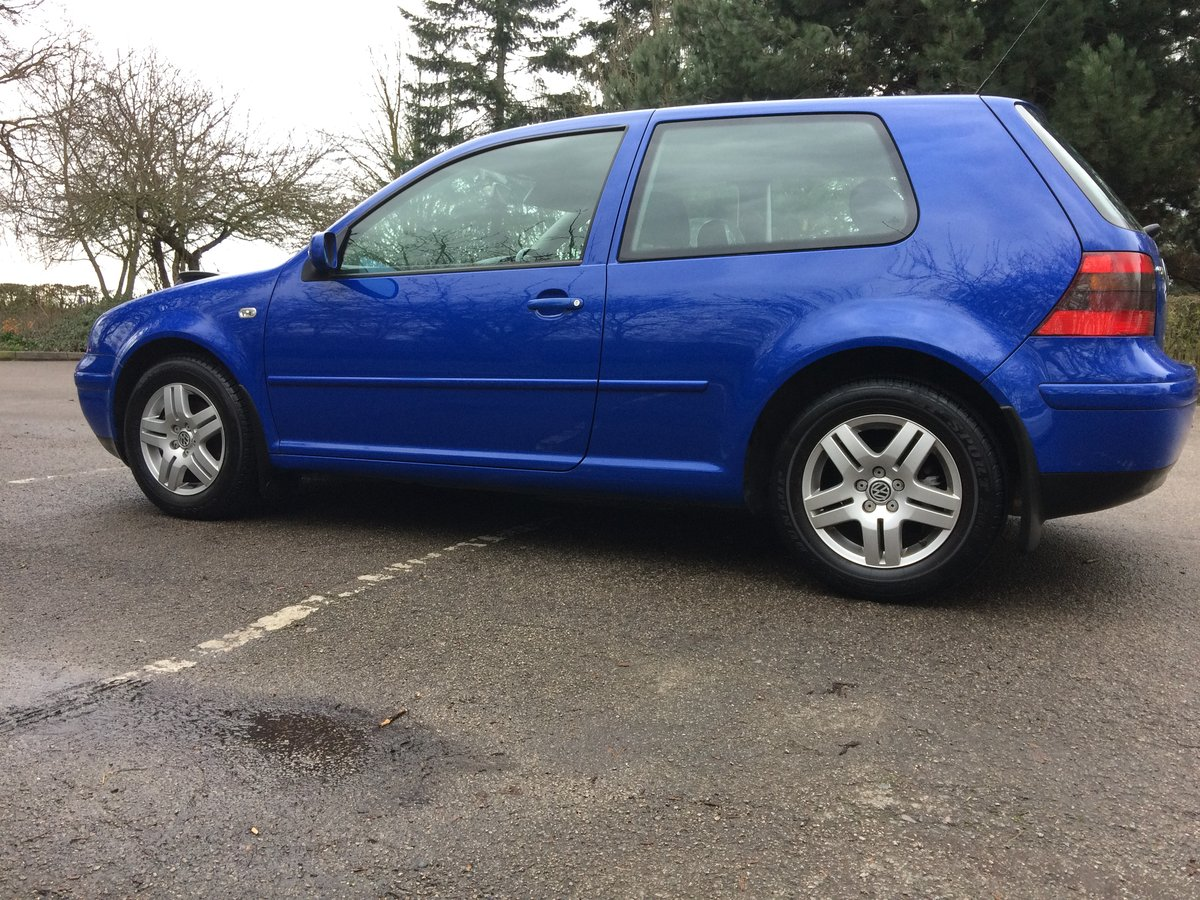 2001 Volkswagen GTi Golf Bargain low Mileage Good looki For Sale (picture 3 of 6)
