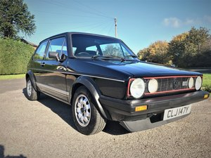 1983 VW Golf that has undergone total rebuild - Lovely  For Sale
