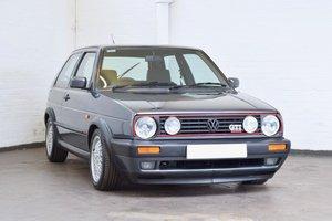 VW VOLKSWAGEN GOLF GTI MK2 16V 1.8 3DR GREY 1990 BIG BUMPER For Sale