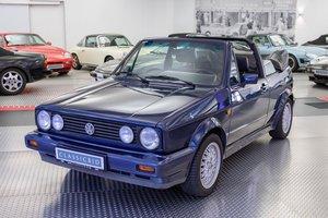 1993 Volkswagen Golf I Cabrio SOLD