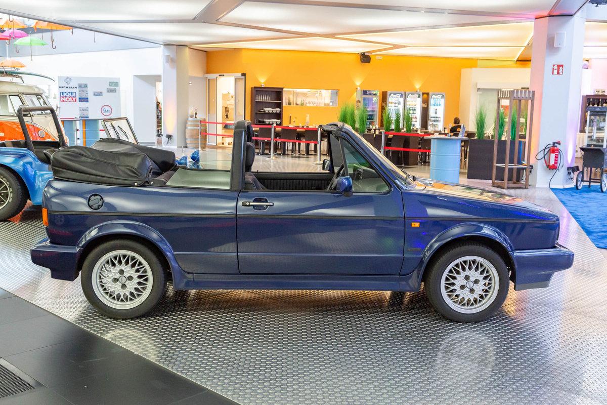 1993 Volkswagen Golf I Cabrio SOLD (picture 2 of 6)