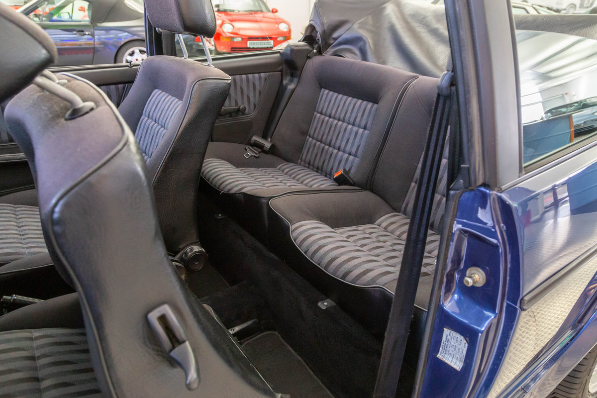 1993 Volkswagen Golf I Cabrio SOLD (picture 6 of 6)