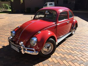 1961 VW Beetle Unrestored