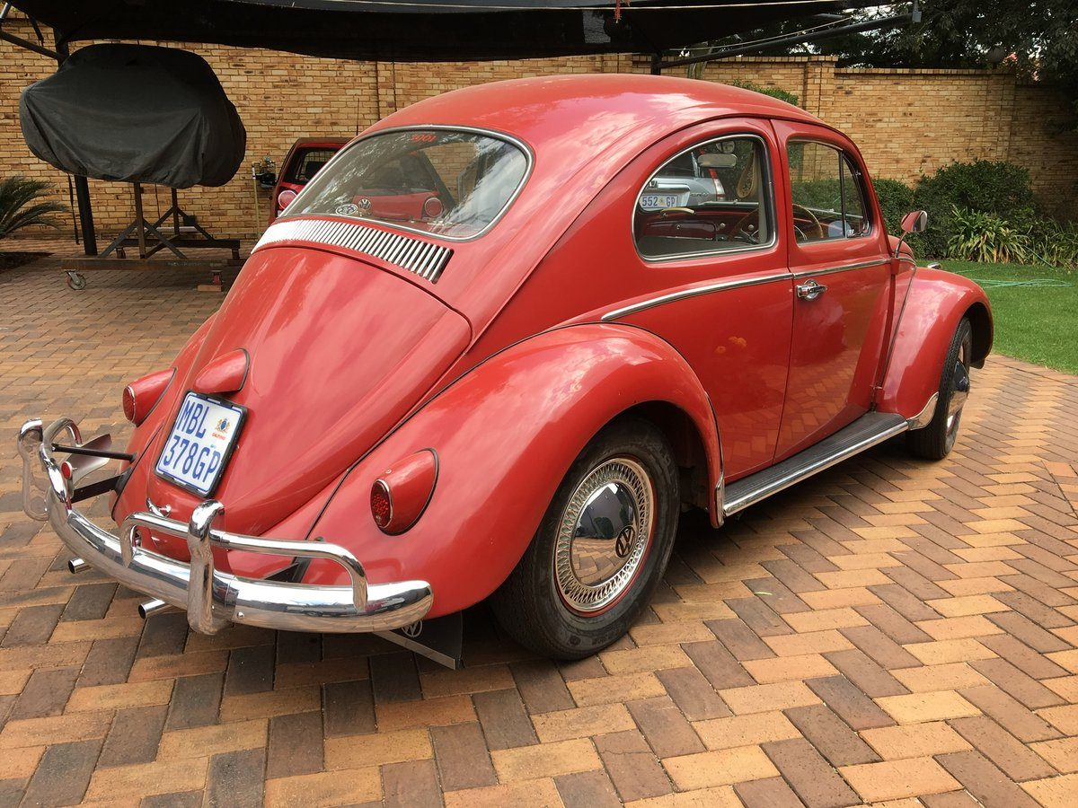 1961 VW Beetle Unrestored For Sale (picture 2 of 4)