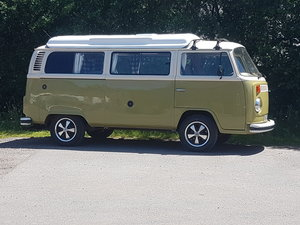 1976 VW Campervan T2 bay window  For Sale