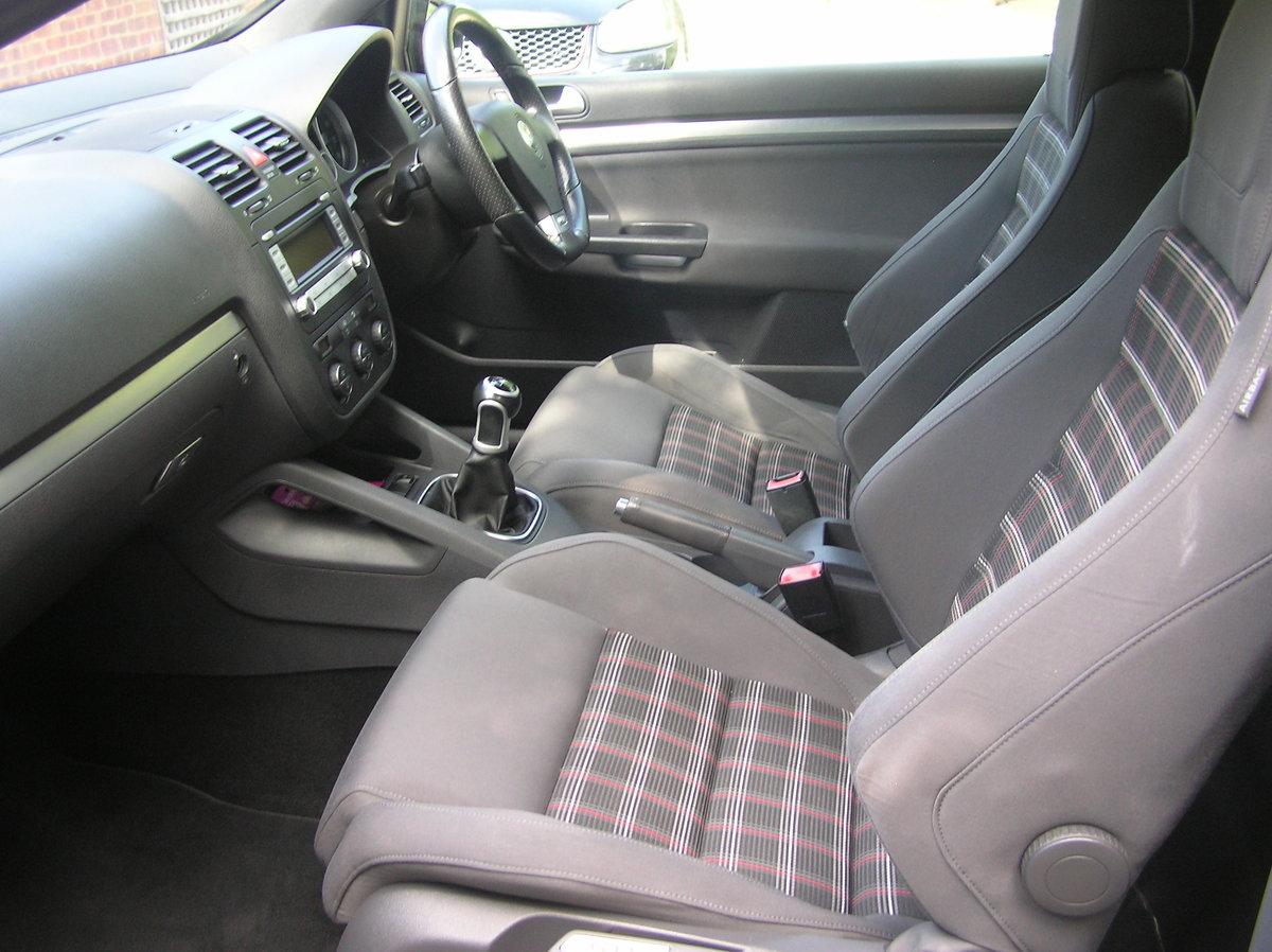 2007 VOLKSWAGEN GOLF 2.0 TFSI GTI 3 DOOR For Sale (picture 5 of 6)