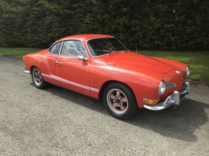 1971 VW Karmann Ghia Coupe - Californian Import For Sale