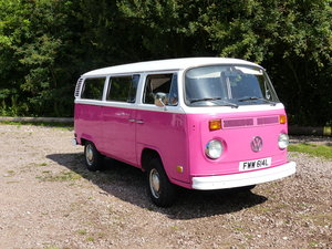 1972 VW Type 2 Bay window microbus/camper 7 seats For Sale