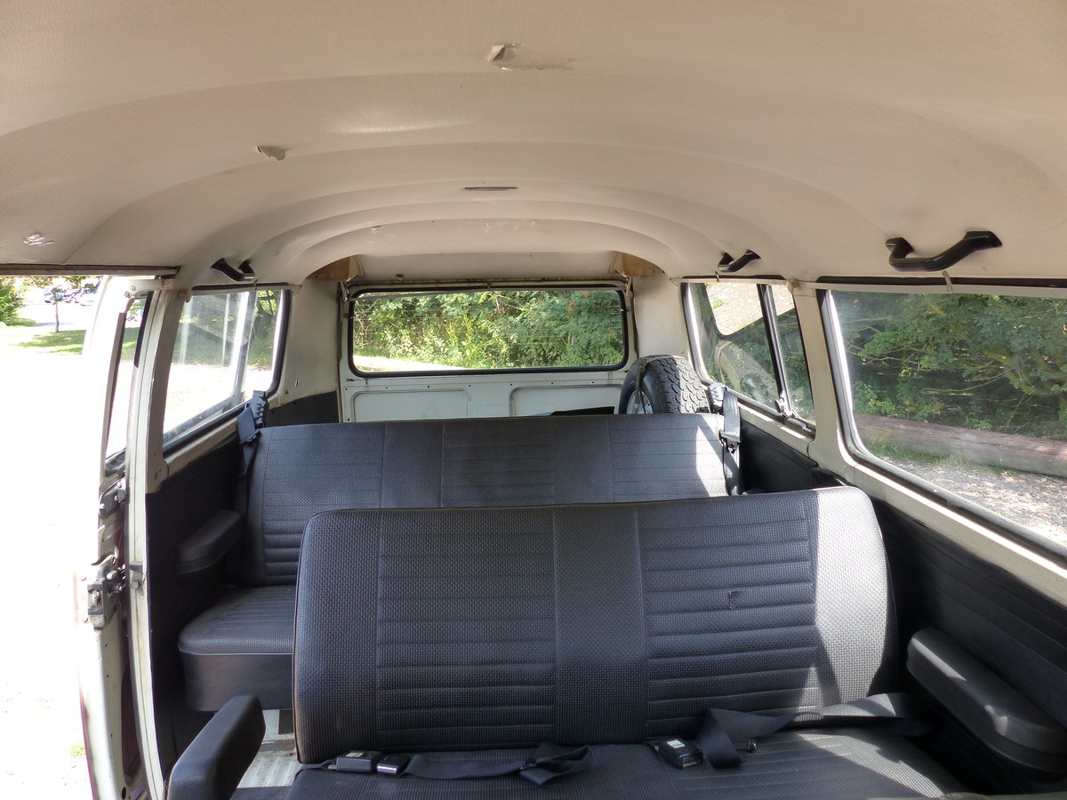 Cool 1972 Now Sold Vw Type 2 Bay Window Microbus Camper 7 Seats Caraccident5 Cool Chair Designs And Ideas Caraccident5Info