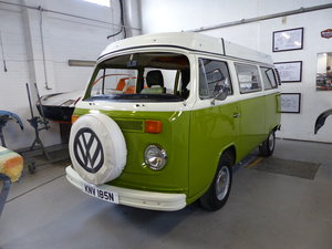 1976 TYPE 2 BAY WINDOW WESTFALIA BERLIN CAMPER 2.0 For Sale