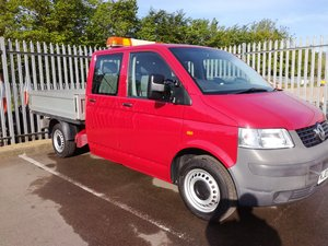 2007 V.W.T5 DOUBLE CAB DOKA For Sale