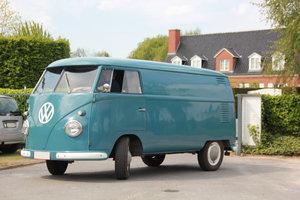 1955 Volkswagen T1b Transport van.