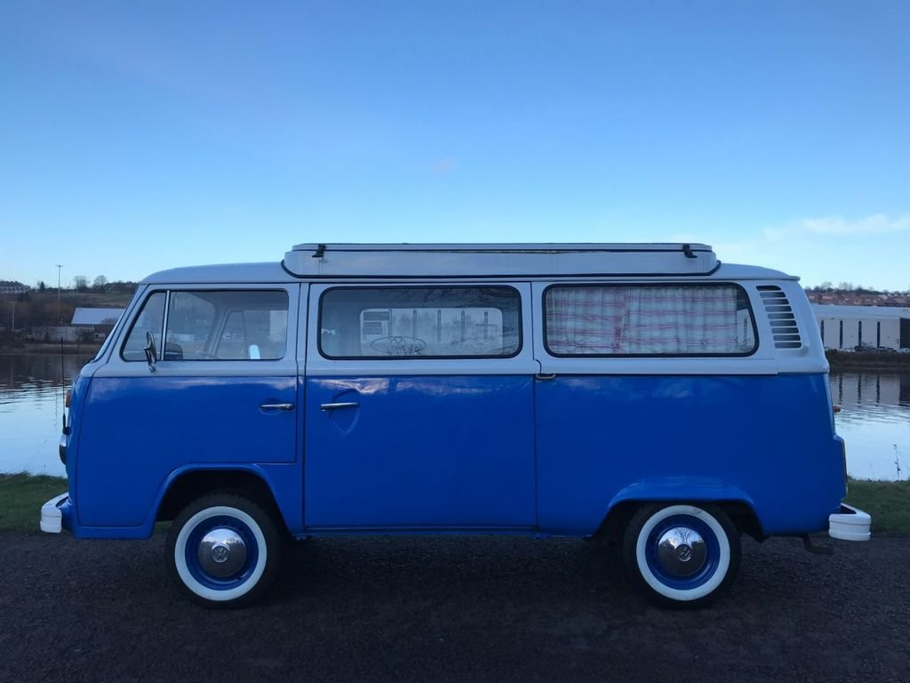 1978 Volkswagen t2 bay camper **stunning - £20k build** For Sale (picture 1 of 6)