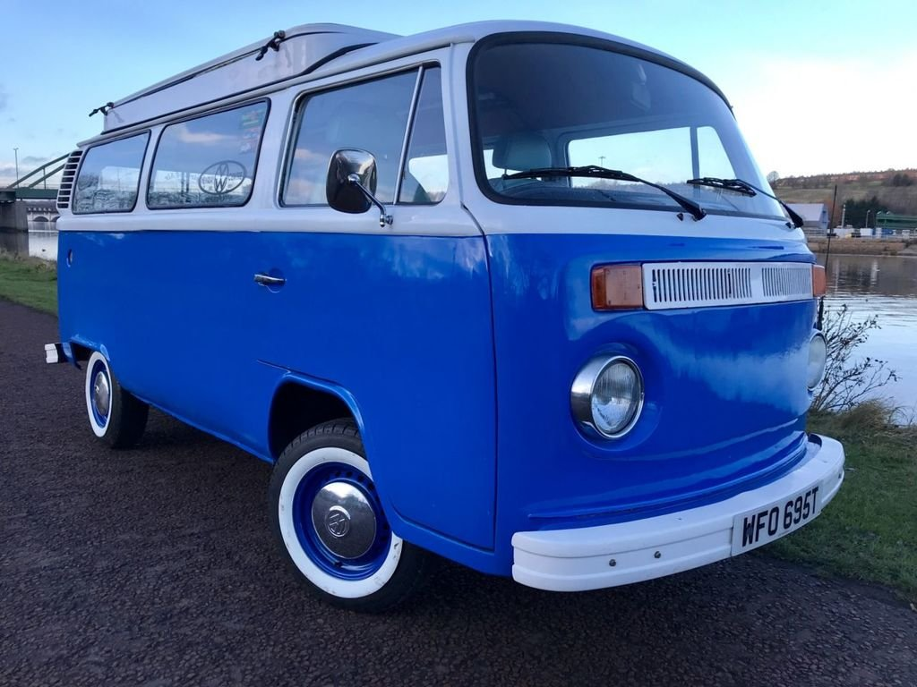 1978 Volkswagen t2 bay camper **stunning - £20k build** For Sale (picture 2 of 6)