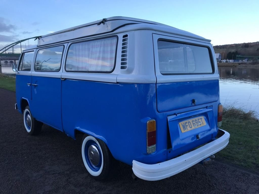 1978 Volkswagen t2 bay camper **stunning - £20k build** For Sale (picture 3 of 6)