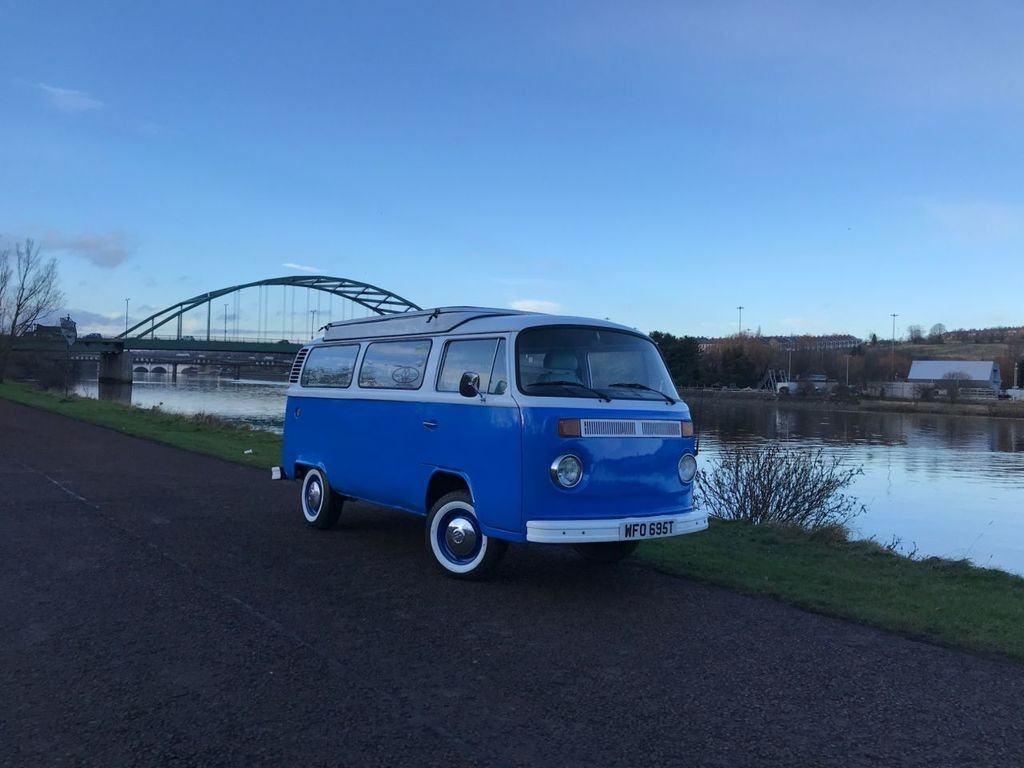 1978 Volkswagen t2 bay camper **stunning - £20k build** For Sale (picture 6 of 6)