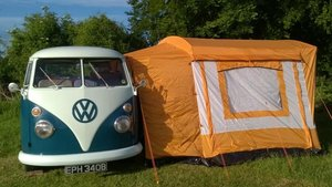 1964 VW split screen camper; original interior For Sale