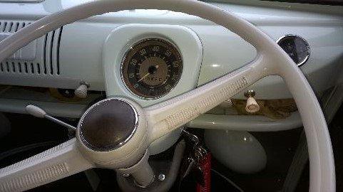 1964 VW split screen camper; original interior For Sale (picture 4 of 6)