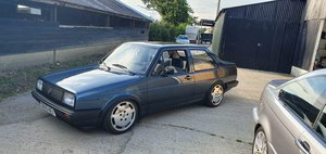 1986 Volkswagen Jetta Coupe For Sale