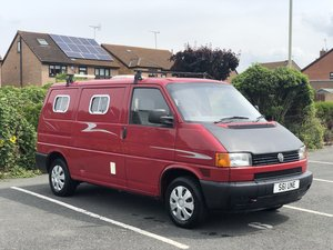 1999 Volkswagen T4 1.9 Turbo Camper Van For Sale