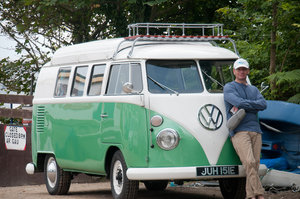 1967 VW t2 camper Rare uk rhd original  For Sale