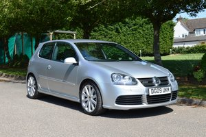 2009 VW GOLF R32 MK5 fvwsh+totally-standard+unmodified