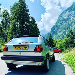 Original 1987 Mk2 Golf Gti 8v For Sale