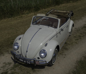 1962 Volkswagen Käfer, Convertible, Cabriolet For Sale