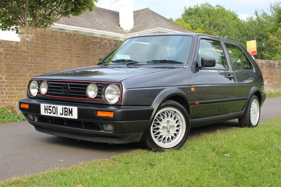 1991 Volkswagen MK2 Golf GTI 3Dr *SOLD SIMILAR REQUIRED* SOLD (picture 2 of 6)
