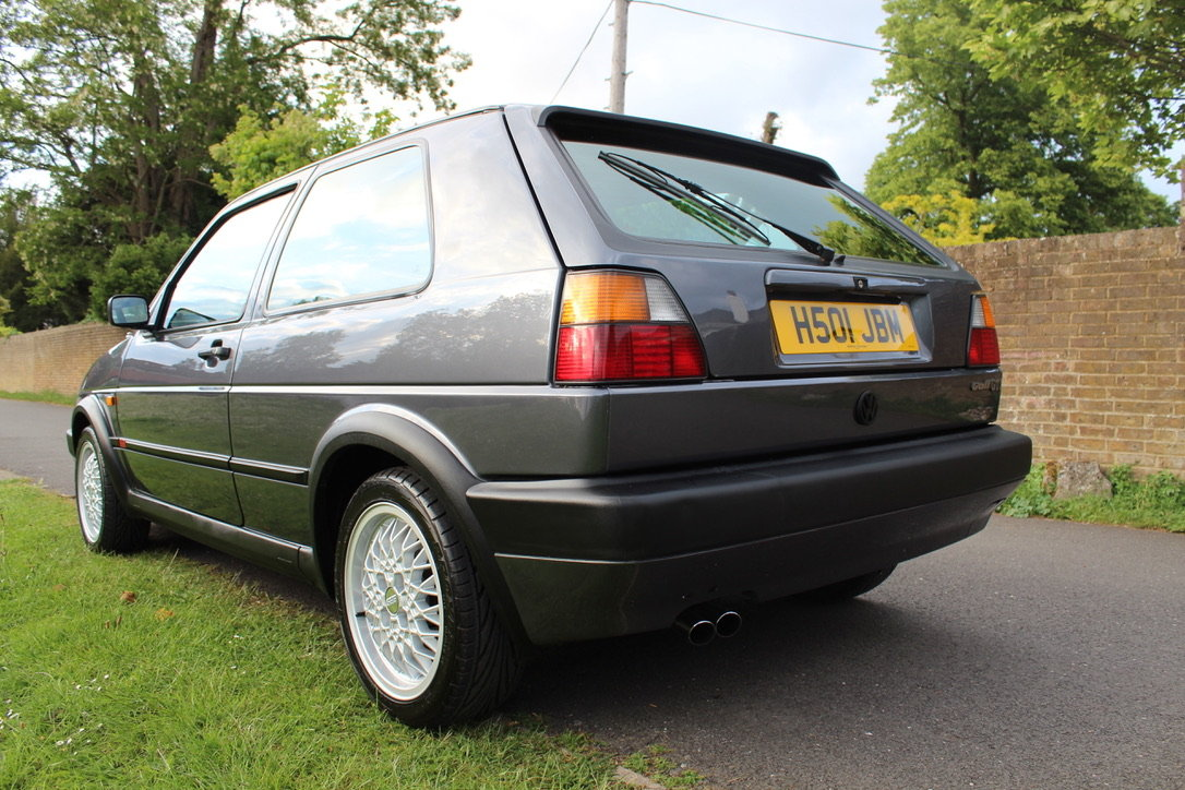 1991 Volkswagen MK2 Golf GTI 3Dr *SOLD SIMILAR REQUIRED* SOLD (picture 3 of 6)