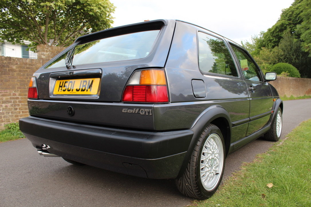 1991 Volkswagen MK2 Golf GTI 3Dr *SOLD SIMILAR REQUIRED* SOLD (picture 4 of 6)
