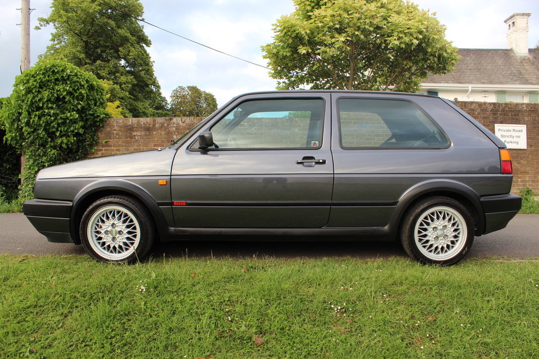 1991 Volkswagen MK2 Golf GTI 3Dr *SOLD SIMILAR REQUIRED* SOLD (picture 5 of 6)