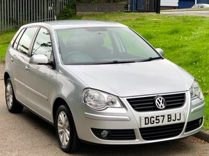 2007 Volkswagen Polo 1.4 S 5 Door - Immaculate  For Sale