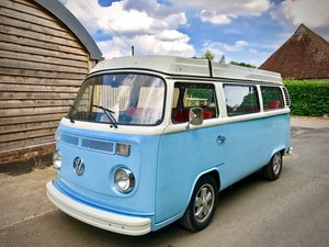 1976 Stunning completely rebuilt bay window better than new For Sale