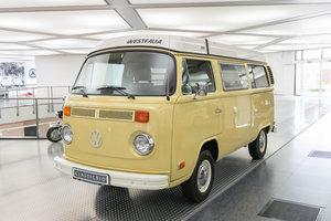 1978 Volkswagen T2b Westfalia For Sale