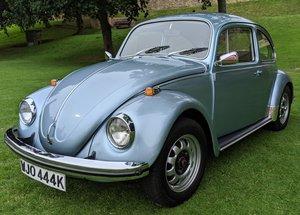 "1972 Volkswagen ""Der Weltmeister"" Beetle Rare  SOLD"