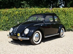 1951 Volkswagen Beetle Split window