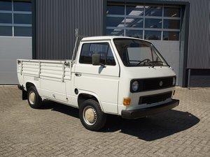 1987 Volkswagen Transporter Pick Up