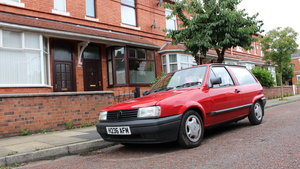 1991 1990 (H) VW Polo Breadvan MK2f 1.3i MOT May 2020
