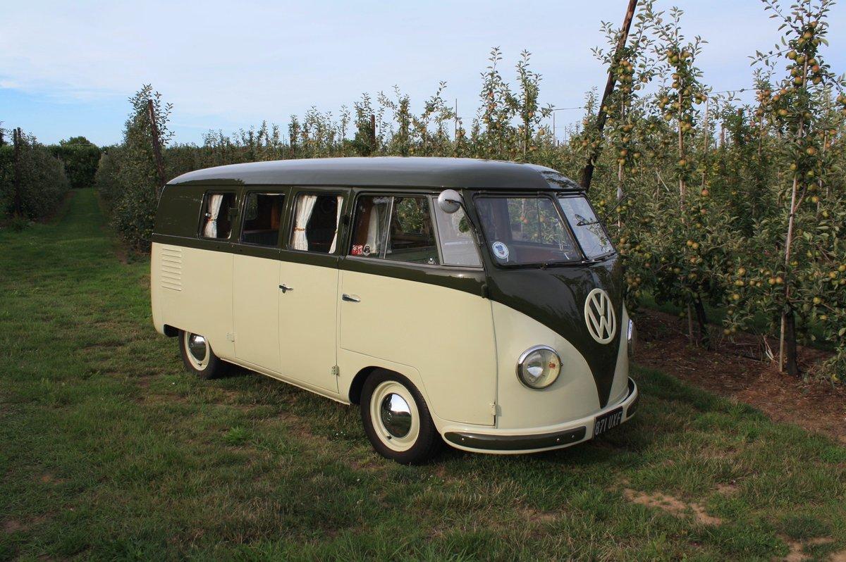 1951 Volkswagen Split Screen 'Barn Door' 23 A Kombi For Sale (picture 1 of 6)