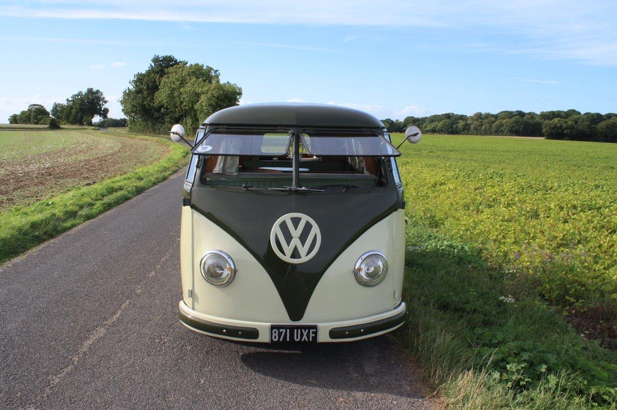 1951 Volkswagen Split Screen 'Barn Door' 23 A Kombi For Sale (picture 2 of 6)