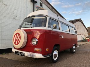 1970 Volkswagen Transporter Pop top camper For Sale