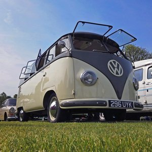 1958 Volkswagen Split screen camper For Sale
