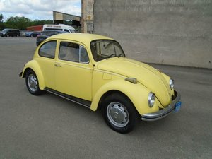 VOLKSWAGEN BEETLE 1600 LHD US IMPORT (1970) 1 OWNER 67K!  For Sale