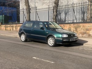 1998 Volkswagen Golf 1.8 GTI, Lots of service history, Long MOT! For Sale