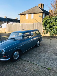 Volkswagen type 3 for sale 1967 RHD squareback  For Sale