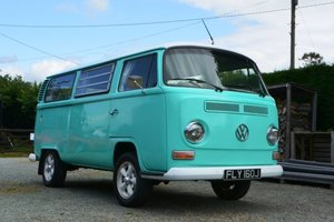 1971 Volkswagen T2 Bay Window Camper For Sale by Auction