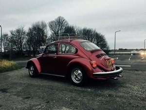 1975 VW Beetle For Sale