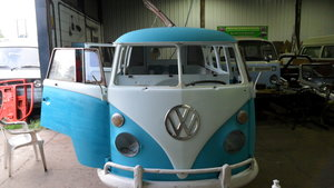 for sale 1963 vw subhatch camper van