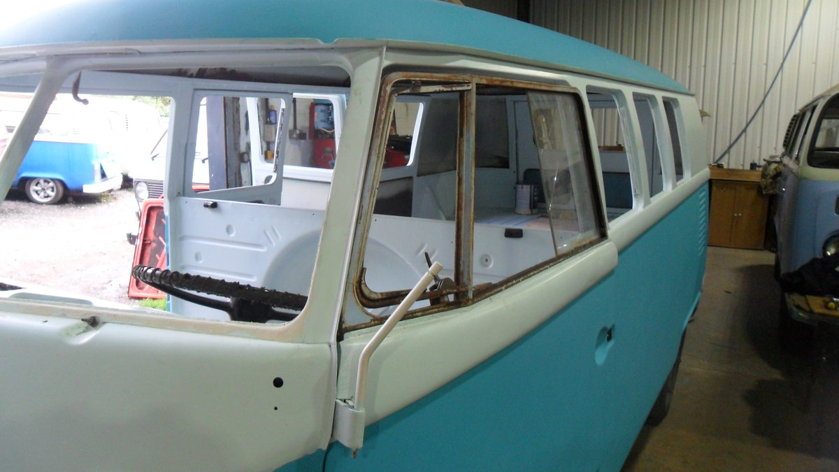 for sale 1963 vw subhatch camper van For Sale (picture 3 of 6)